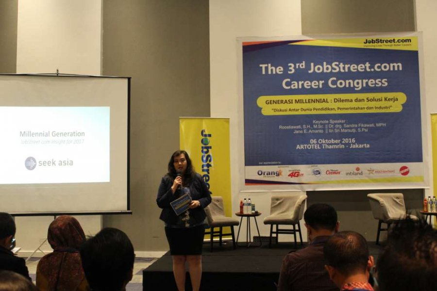 Orange Sponsorship The 3rd Jobstreet.com Career Congress